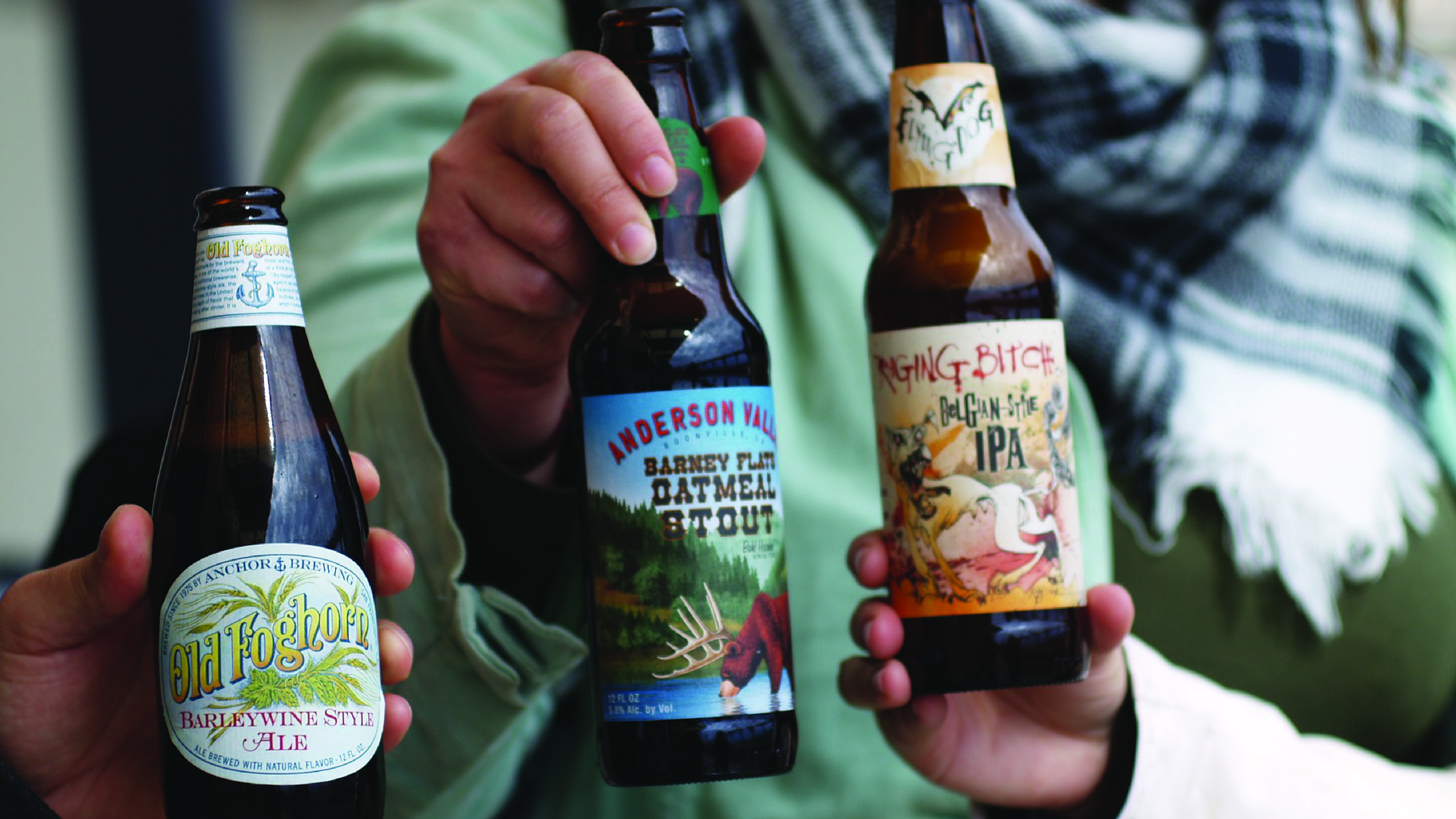 Crafting a new package for the beer age