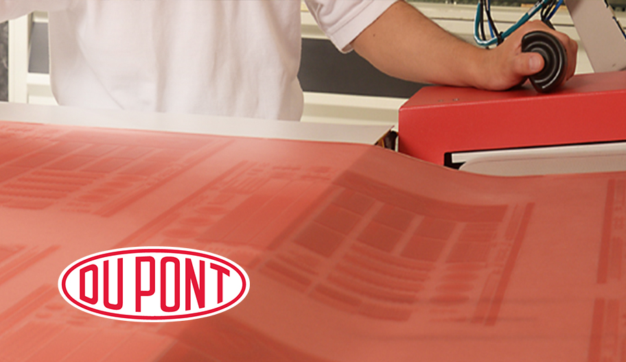 Haney Receives DuPont™ Cyrel® Quality Assured Platemaking Certification