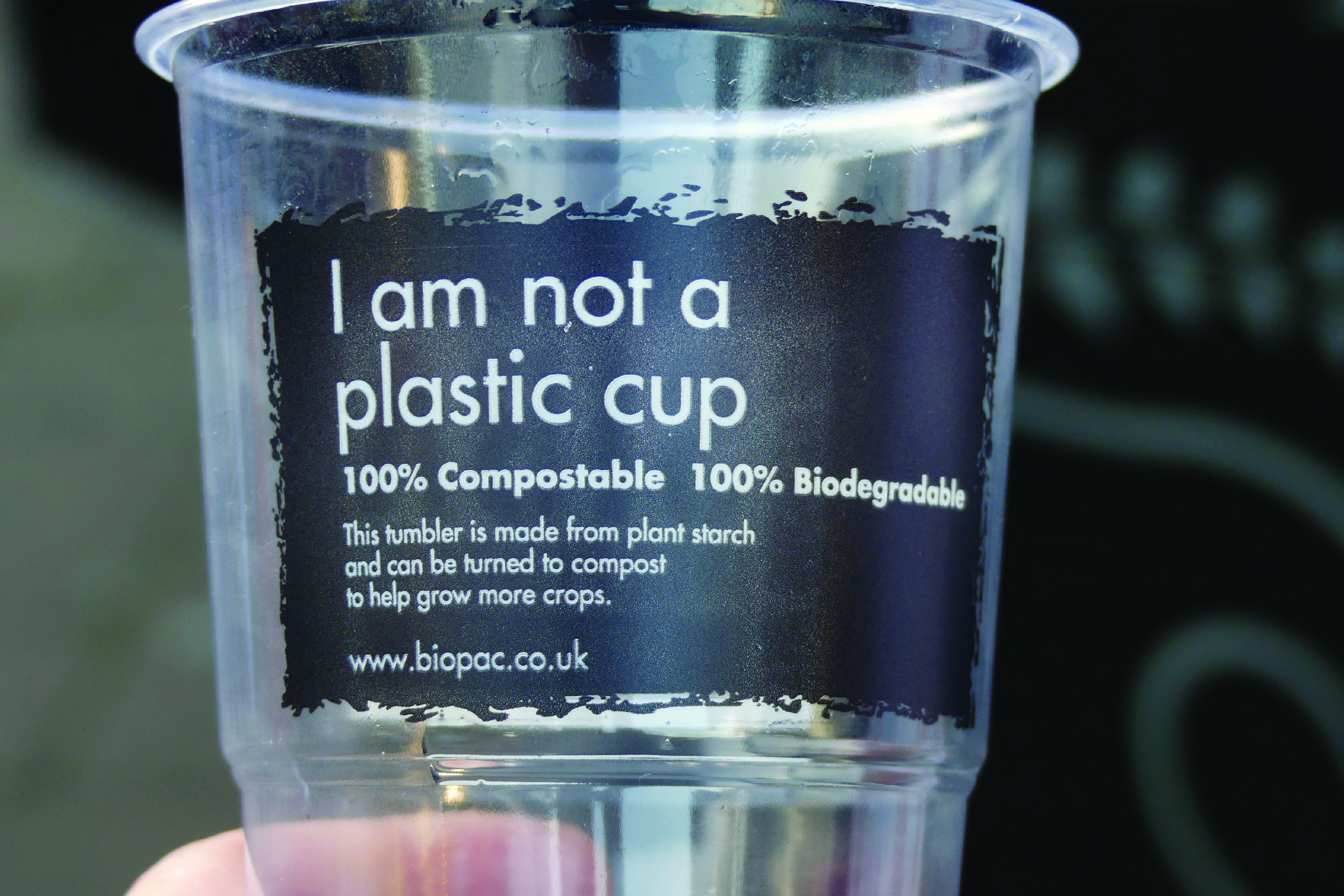 Compostable Cup Haney